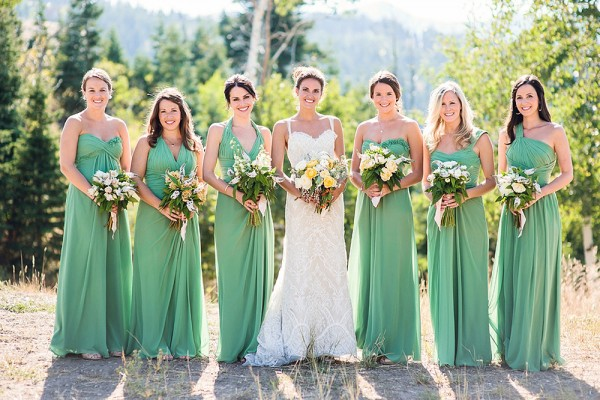 Top 10 colors trend of bridesmaid dresses 2015 all about for Spring wedding bridesmaid dress colors